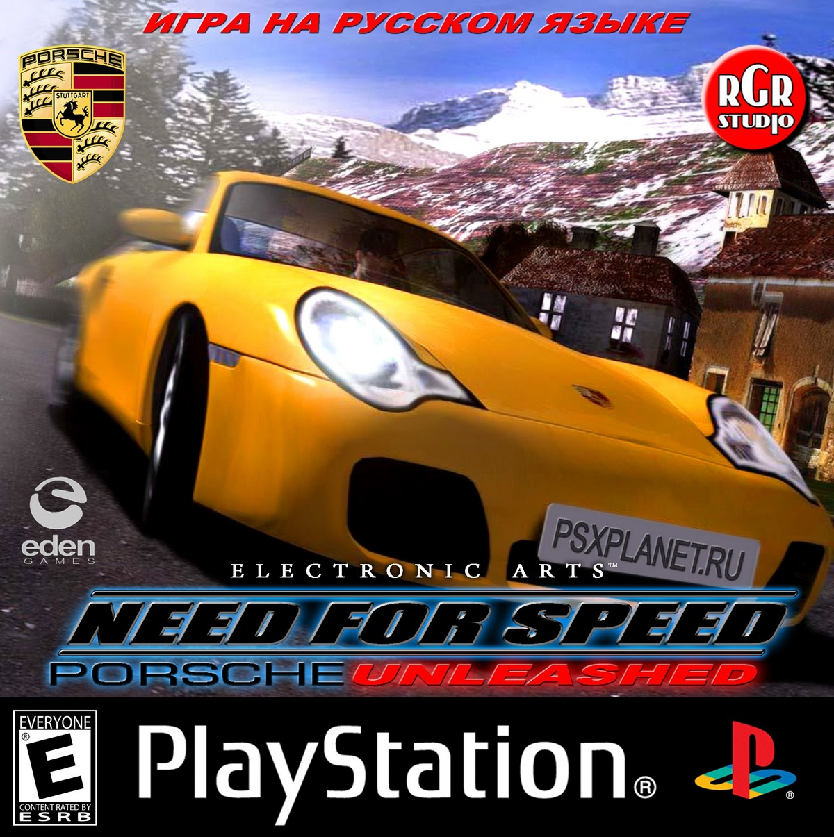 need for speed porsche unleashed playststion тгррент