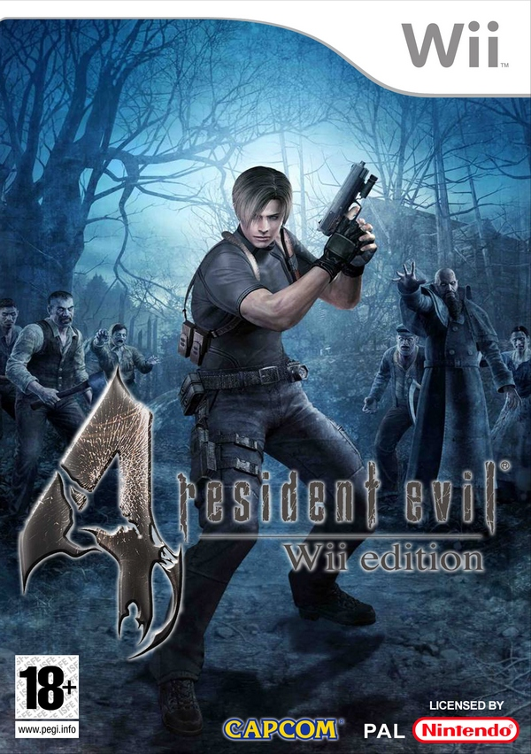 descargar resident evil 4 wii edition minecraft