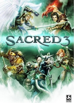 Sacred 3 + DLC (RUS|ENG) (DL|Steam-Rip) от R.G. Игроманы