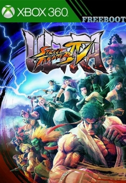 Ultra Street Fighter IV (Xbox 360/FreeBoot/En)