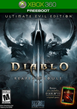 Diablo III Ultimate Evil Edition + DLC (GOD/FreeBoot/RUSSOUND)