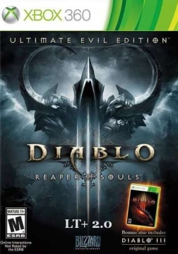 Diablo III Reaper Of Souls Ultimate Evil Edition (RUSSOUND) [LT+ 2.0]