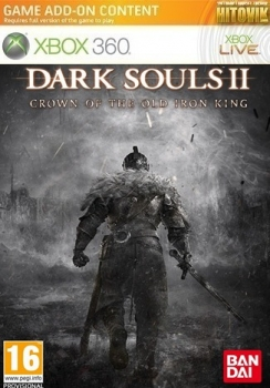 Dark Souls 2: Crown of the Sunken King (DLC/FreeBoot)