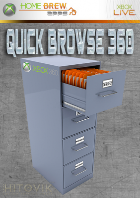 QuickBrowse360 (Filemanager/FreeBoot)