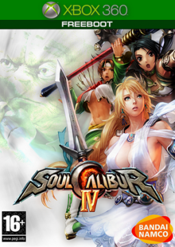 Soul Calibur IV 4 (En/Freeboot/GoD)