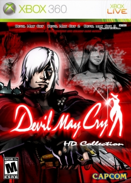 Devil May Cry: HD Collection (LT+ 3.0/En)