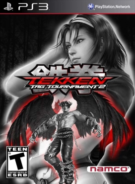 Tekken Tag Tournament 2 (PAL | RUS) Repack 5хDVD5