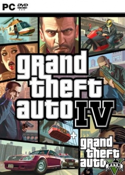 GTA 4 / Grand Theft Auto IV in style V [v.2] 2014 PC RePack
