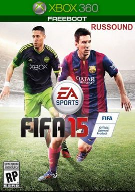 FIFA 15 (FreeBoot-JTAG) (RUSSOUND)