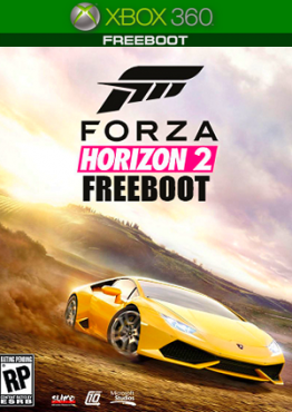 Forza Horizon 2 (GoD/FreeBoot/RUS)
