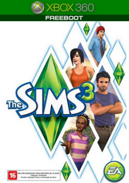 The Sims 3 (FreeBoot/GoD)