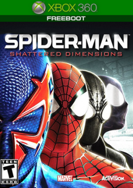 Spider-Man: Shattered Dimensions (Freeboot) (GoD/Rus)