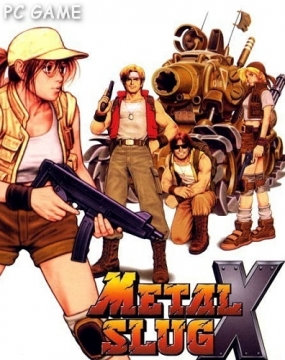 Metal Slug X (PC / Multi7)