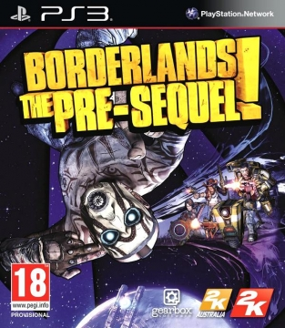 Borderlands: The Pre-Sequel! (USA/ENG) 4.21+ (Repack / 3 DLC)