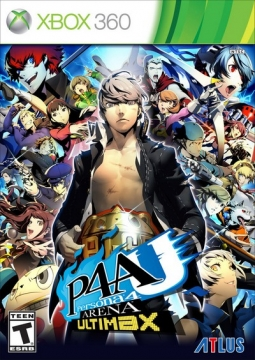 Persona 4 Arena Ultimax (Region Free/ENG)