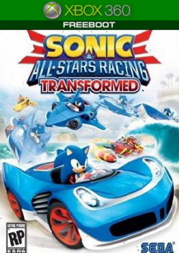 Sonic & All-Stars Racing Transformed (FreeBoot/GoD)
