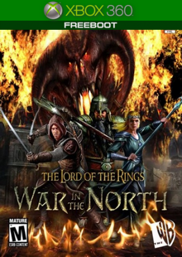The Lord of the Rings: War in the North (FreeBoot / RUS)