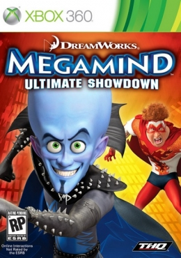 Megamind The Video Game Ultimate Showdown (Region Free / RUS)