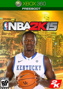 NBA 2K15 (God/FreeBoot/ENG)
