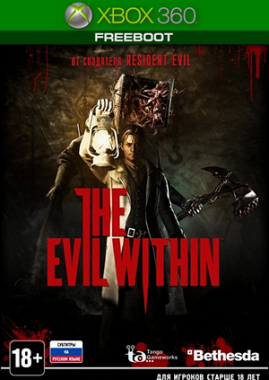 The Evil Within (GOD / RUS / FreeBoot)