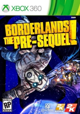 Borderlands: The Pre-Sequel (Region Free / ENG)