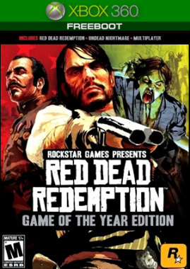Red Dead Redemption с DLC (GOD) (FreeBoot/RUS)