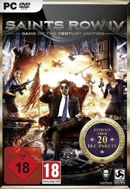 Saints Row IV: Game of the Century Edition v.1.0.6.1 (PC/2014/RU/Multi8) L PROPHET
