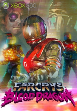 Far Cry 3: Blood Dragon (LT/Region Free/RUSSOUND)