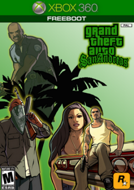 Grand Theft Auto: San Andreas HD (GOD / Freeboot) (En)