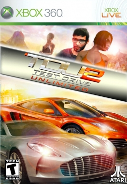 Test Drive Unlimited 2 (RUS)