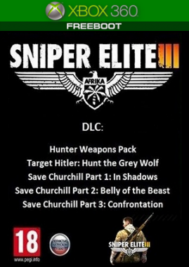 Sniper Elite 3 (+ 5 DLC|Freeboot|Ru)