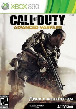 Call of Duty: Advanced Warfare Content Disk [Region Free/ENG] Horizon