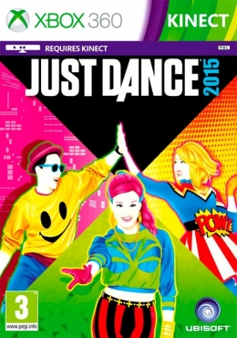 Just Dance 2015 (PAL / ENG) (LT +3.0 / Kinect)
