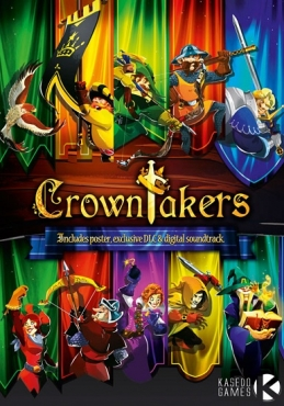 Crowntakers (Kasedo Games) (PC/RUS/ENG) L HI2U