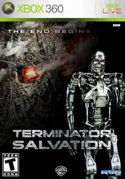 Terminator Salvation (Region Free / RUS)