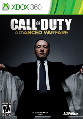 Call of Duty Advanced Warfare (PAL / RUSSOUND)-(LT+3.0)