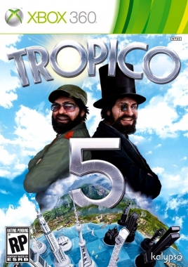 Tropico 5 (Region Free/RUSSOUND)