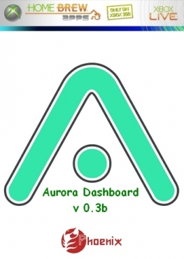 Aurora v0.3b Dashboard Freeboot (RUS/Multi)