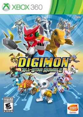 Digimon All-Star Rumble [PAL/ENG]