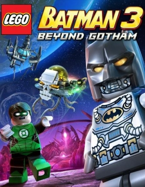 LEGO Batman 3: Beyond Gotham (PC/2014/RUS/ENG) [L]