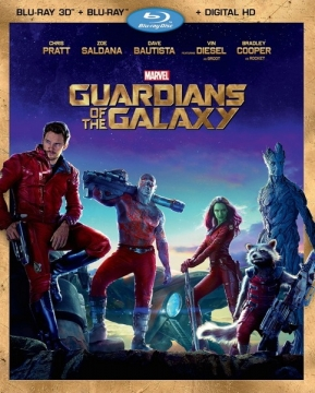 Стражи Галактики / Guardians of the Galaxy (BDRip 1080p)