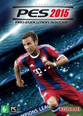 Pro Evolution Soccer 2015 / PES 15 (RUS) [L|Steam-Rip]
