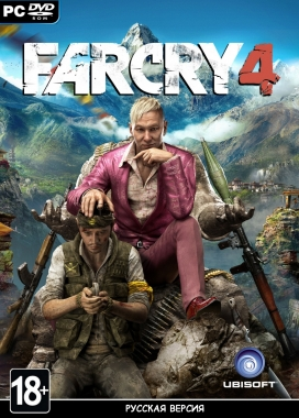Far Cry 4 (RUS-ENG) RePack от R.G. Механики