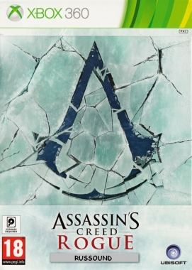 Assassin's Creed: Rogue Изгой (PAL) RUSSOUND LT+ 2.0