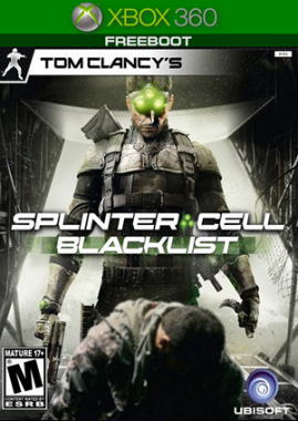 Tom Clancy's Splinter Cell Blacklist (Фрибут / GOD / RUSSOUND)