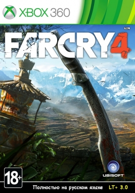 Far Cry 4 (Region Free / RUSSOUND)