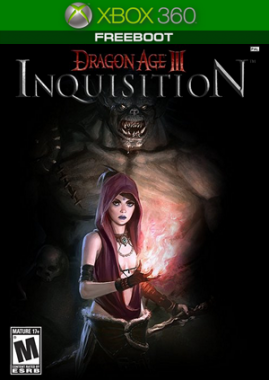 Dragon Age: Inquisition (Freeboot/GOD/RUS/2014)