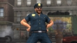 DOA5 Ultimate DLC Police Costume