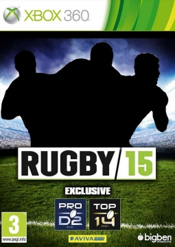 Rugby 15 [PAL/RUS]