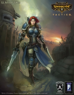 WARMACHINE: Tactics (ENG) [L] - RELOADED